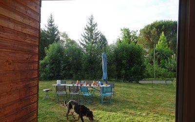 Juillet 2019 : camping à Vialer 2ème édition