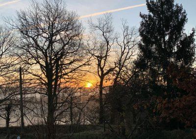 lever de soleil 1 Ecurie Atout Coeur