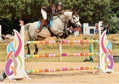 Compétition Aglaé et Ulla_Ecurie Atout Coeur